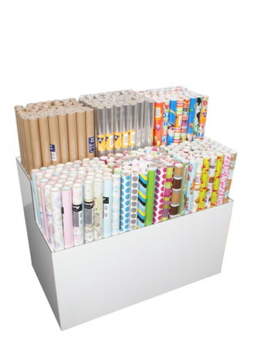 PN05 - Cadeaupapier display